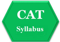 CAT SYLLABUS 2017 18 PDF free Download