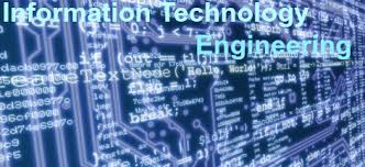 INFORMATION TECHNOLOGY ENGINEERING IT