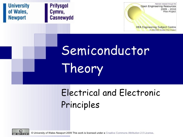 40 TOP SEMICONDUCTOR THEORY Questions and Answers pdf | MCQs