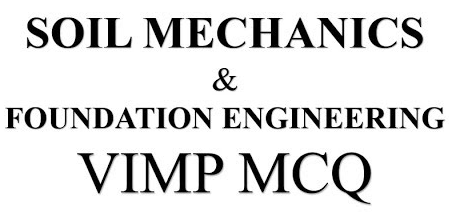 150 top soil mechanics and foundation engineering mcqs pdf for Soil mechanics pdf