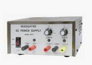 Regulated DC Power Supply Questions