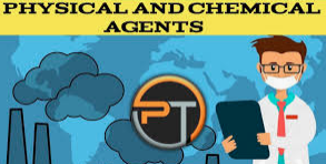 PHYSICAL & CHEMICAL AGENTS Objective Questions